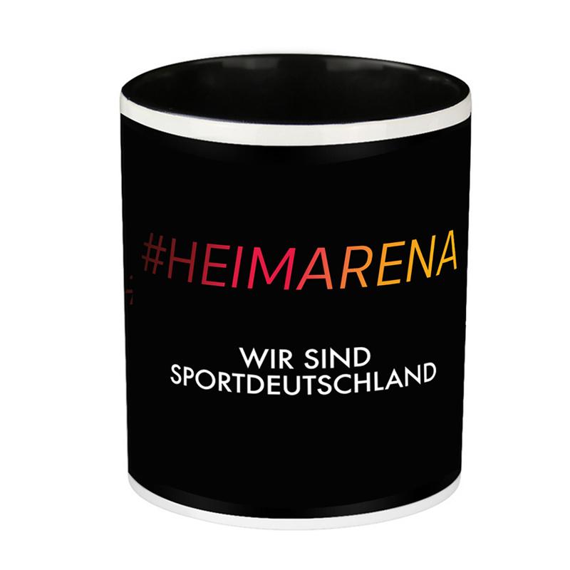 #Heimarena Tasse