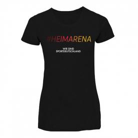 DSA Damen T-Shirt #Heimarena